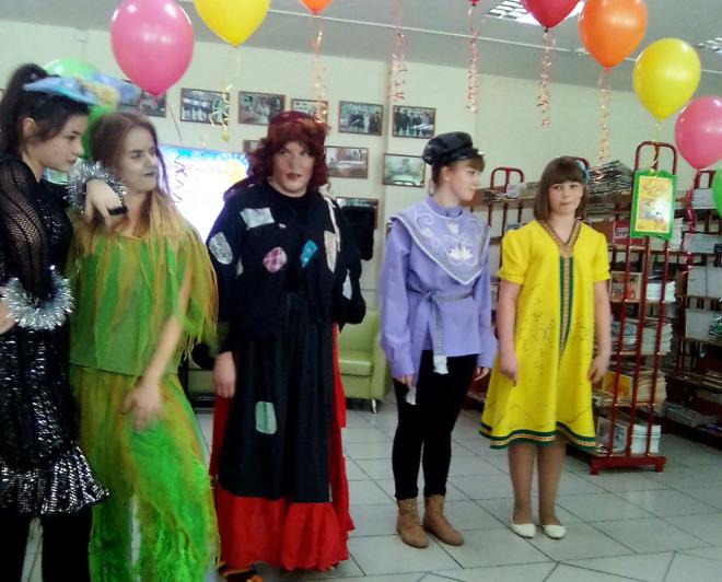 ВУльяновской области стартовала неделя детской июношеской книги